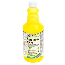 Sani-Spritz Spray One-Step  Disinfectant Cleaner,